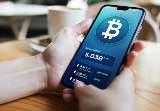 Blockchain криптокошелек